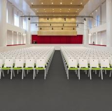 Casala Monolink zaalstoel voor bijeenkomst, colloquium, congres