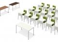 Casala Tavo Seminar tafel
