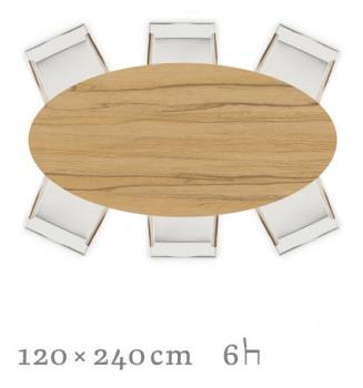 Casala Temo tafel