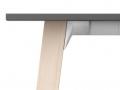 Casala Wishbone IV tafel