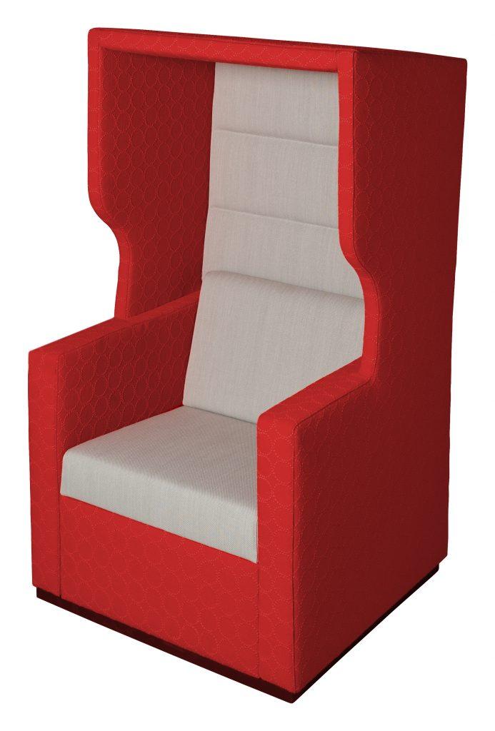 Akoestisch fauteuil Tank Palau