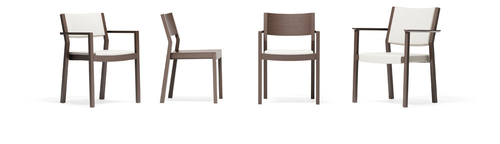 Casala Woody stoelen