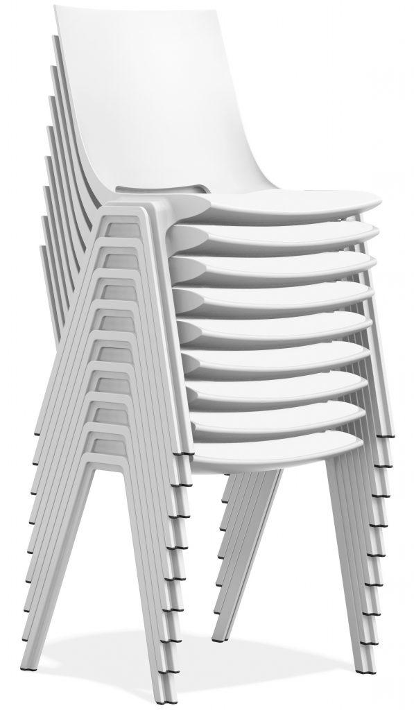 Stapelbare stoel Monolink